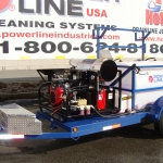 Single Axle Power Washer
