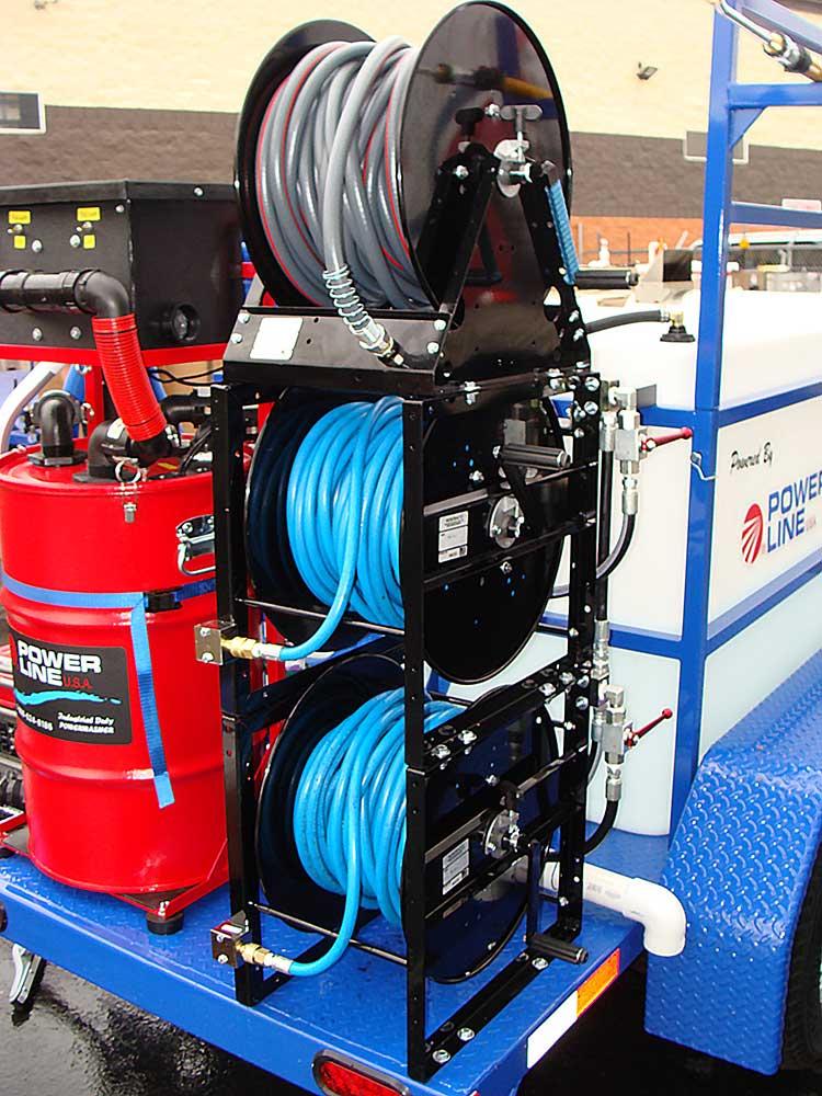 Power Wash Trailer Environmental Package 1 Environmental